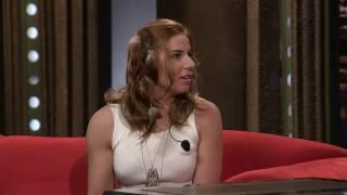 2. Ester Ledecká - Show Jana Krause 19. 4. 2017