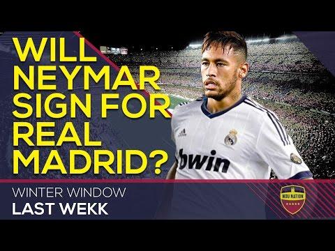 Neymar to Real Madrid?! NO WAY! |BARÇA TRANSFERS