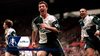 Robbie Fowler at the double for Liverpool | Classics