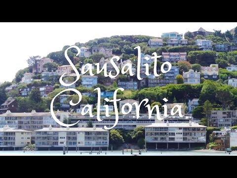 Beautiful Sausalito, California