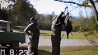 Ryan Shurette The turkey hunters