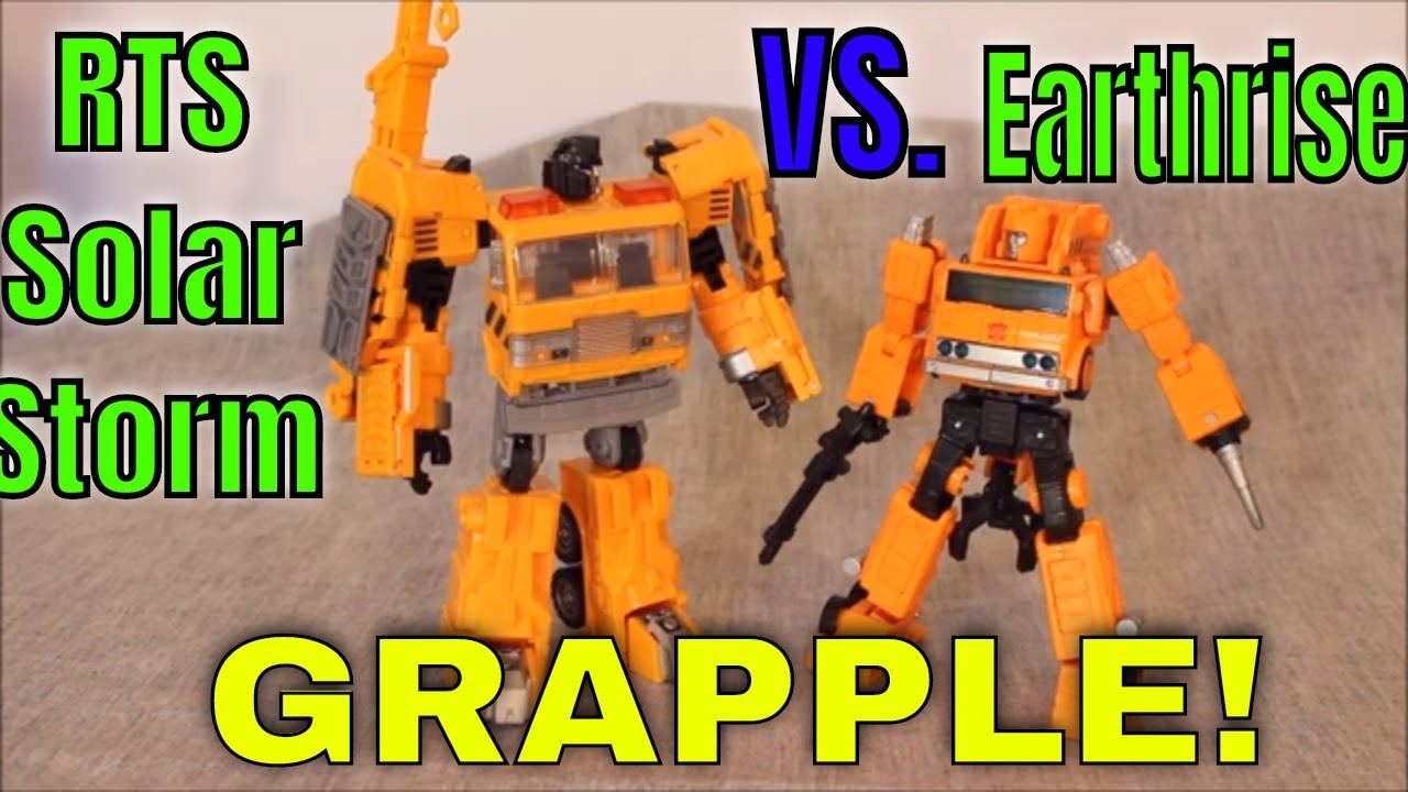 Sleeper Hit? Earthrise Grapple (with Solar Storm) Review by GotBot