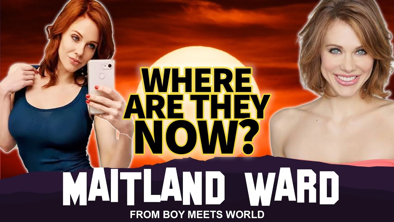 'Boy Meets World' Star Maitland Ward's ~Sexiest~ Moments Are Too Hot to Handle