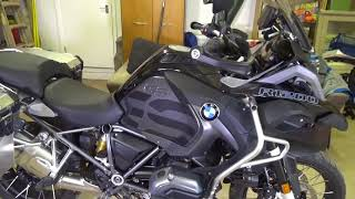 2017 BMW GSA Triple Black  Watch This Before You Buy One
