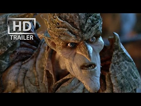 Strange Magic | official trailer US (2015) Lucasfilm Disney George Lucas