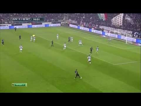 Stagione 2014/2015 - Juventus vs. Inter (1:1)