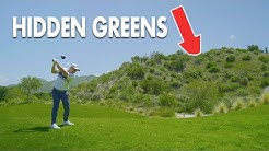 Creating Our Own 9 Holes | Blind Shot Edition!