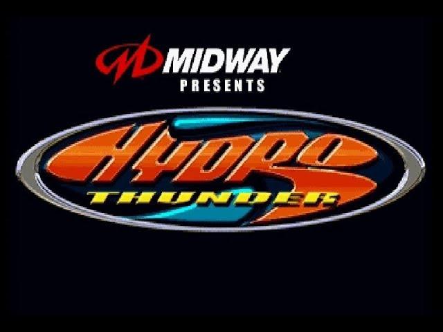 PSX Longplay [382] Hydro Thunder
