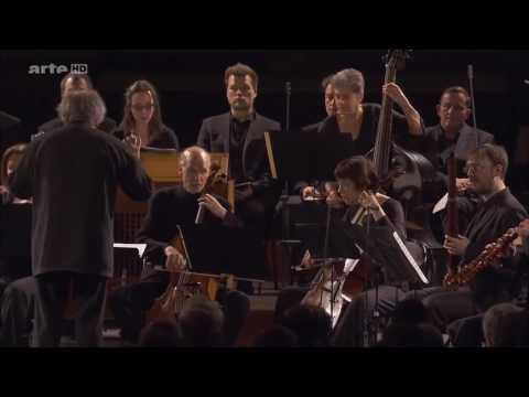 J.S. Bach Weihnachts-Kantaten in Saint Roch Paris 12.2015 - BWV 62, BWV 91, BWV 40, BWV 63,
