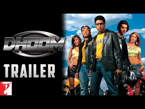 Dhoom | Official Trailer | John Abraham |...