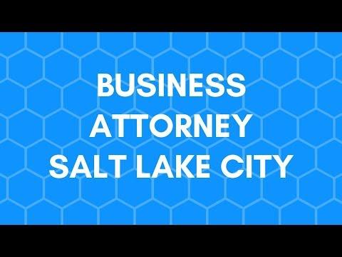 Business Attorney Salt Lake City