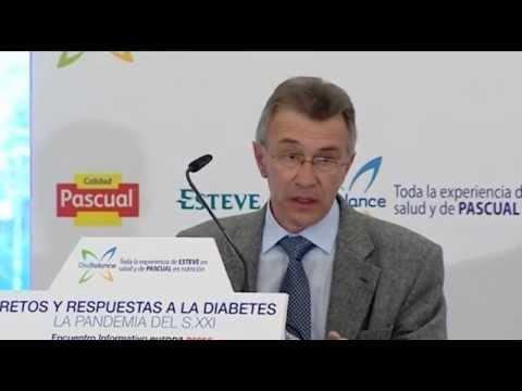 Retos y Respuestas a la Diabetes: La visión de los pacientes (Aureliano Ruiz - FEDE)