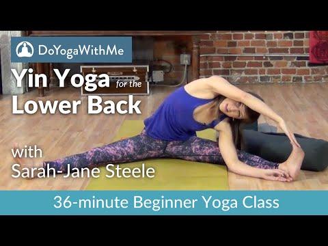 yin yoga for neck shoulder  upper back tension relief