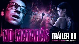 NO MATARÁS | Tráiler oficial | 16 de octubre en cines