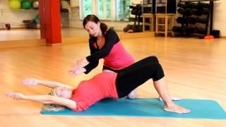 Cambrure et sacrum: exercices pour soulager et mieux récupérer.
