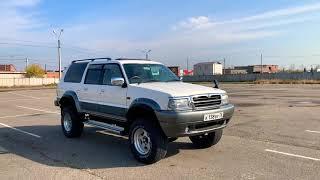 Обзор Mazda Proceed Marvie 1997 года