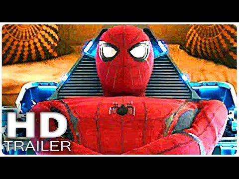 Человек паук Возвращение домой Русский клип + Новый трейлер (2017)