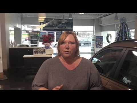 Hello Jackie, Check out this video on the 2016 Hyundai Tucson at Tameron Hyundai in Hoover, AL
