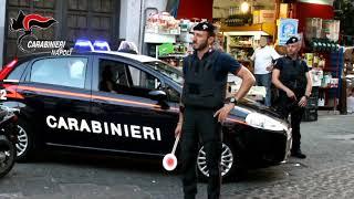 Napoli, 20/02/2019 -  Rione Sanità: Camorra. Carabinieri e DDA arrestano più di 30 affiliati