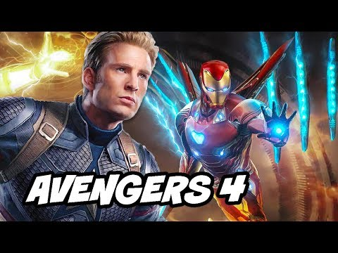 Avengers 4 Plot Theory Confirmed by Spider-Man and Doctor Strange