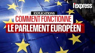 Parlement européen: comment ça marche