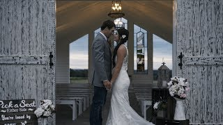 Cassidy & Cameron - Wedding Short Film | Rustic Wedding at Featherstone Ranch in Stonewall, Texas