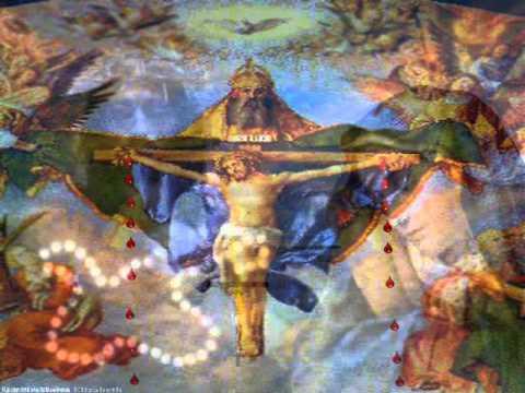 TERÇO DAS SANTAS CHAGAS DE JESUS CRISTO
