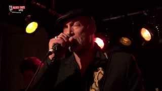 """Ahmed Mouici and The Golden Moments """"Got no Place"""" dans le Blues Café Live"""