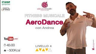 Aerodance - Livello 4 - 3 (Live)