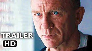 SEM TEMPO PARA MORRER Trailer Brasileiro LEGENDADO # 3 (Novo, 2020) Daniel Craig, James Bond