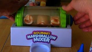 Gourmet Marshmallow Mixer!