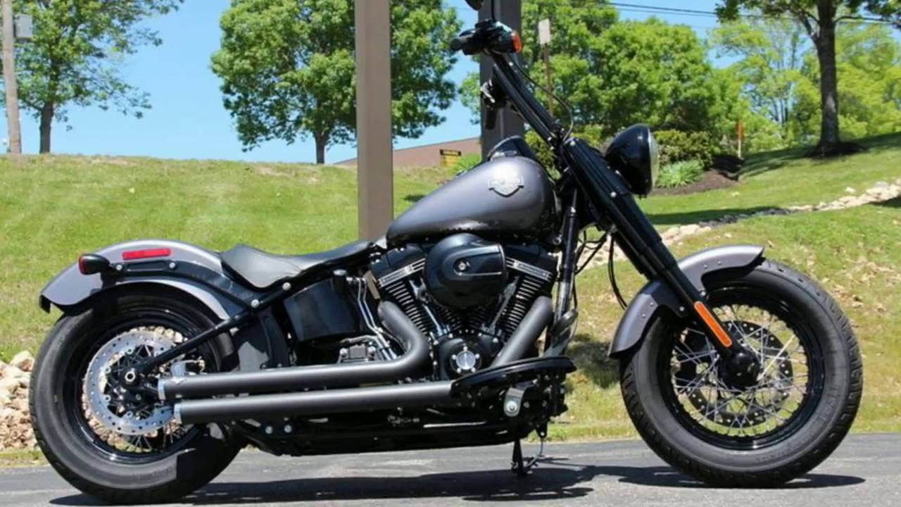 new 2016 harley davidson flss softail slim s for sale in portland near biddeford saco gorham. Black Bedroom Furniture Sets. Home Design Ideas