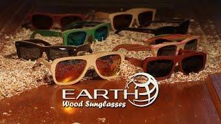Earth - Wood Sunglasses