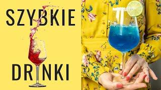 3 szybkie drinki na imprezę i 4 genialne tipy | Będzie zabawa | Ugotowani.tv HD