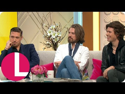 Hanson Brew Their Own Beer Named After Their Biggest Hit | Lorraine