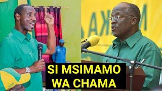 Dr.BASHIRU AMPINGA RAIS MAGUFULI KUENDELEA KUONGOZA NA CHAMA KIMOJA!
