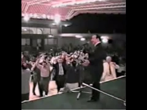 مؤسس الطرب صباح فخري - حفلة ال شمسي عام 1995 -  كاملة