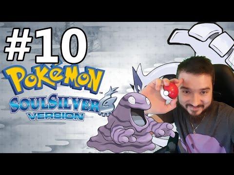 Český Let's play - Pokemon SoulSilver - #10 Poklad v Safari zone!
