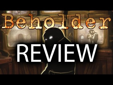 Beholder PC  - Review -- Gameplay