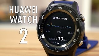 Huawei Watch 2 Review: Not what we were expecting... | Pocketnow