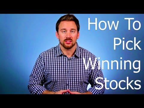 How To Pick Winning Stocks