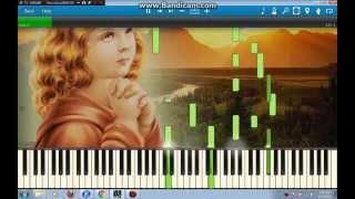 Phó Thác - St Kiều Linh - Piano Tutorial by Linh Nhi