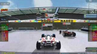 TrackMania Nations Forever Gameplay (4/4)