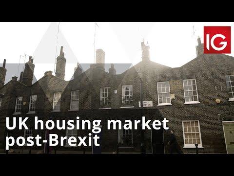 UK housing market post-Brexit