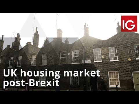 UK housing market post-Brexit