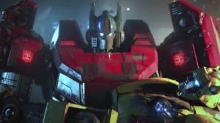 Крутой трейлер игры Трансформеры падения Кибертрона