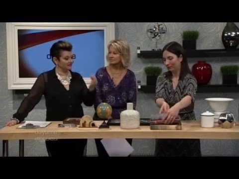 Natalie Cox on Rogers TV Daytime Ottawa, March 23, 2016