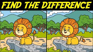 Spot The Difference | Brain Teasers | Hidden Object Games
