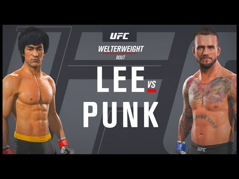 UFC 2 | CM Punk vs Bruce Lee