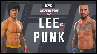 UFC 2 | CM Punk vs Bruce Lee